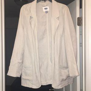 Khaki Old navy blazer